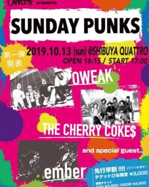 2019.10.13@渋谷CLUB QUATTRO